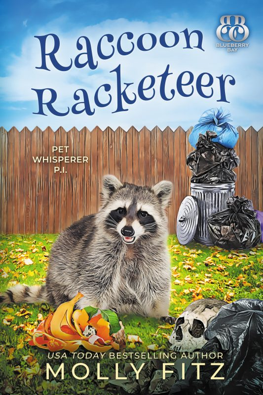 Raccoon Racketeer