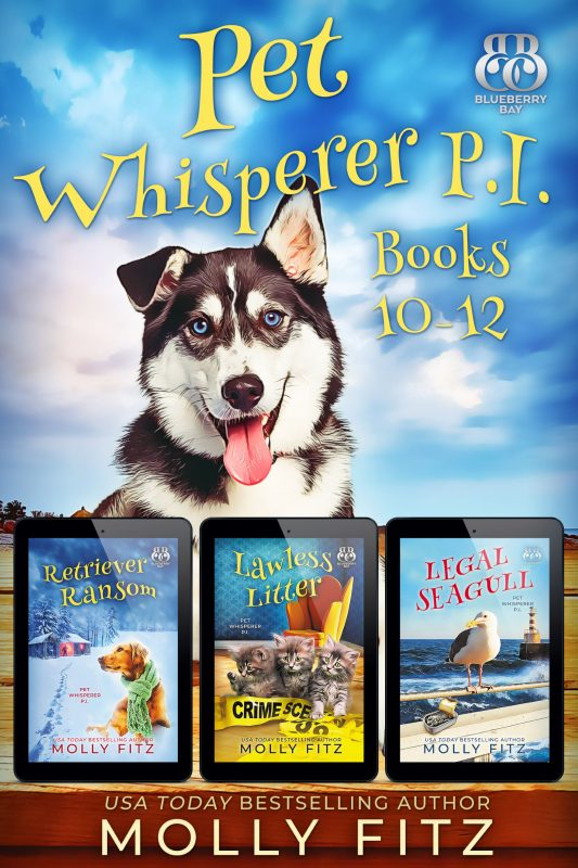 Pet Whisperer P.I. Books 10-12 Special Boxed Collection